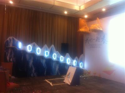 厂家提供多米诺启动仪式舞台启动仪式多米诺图片