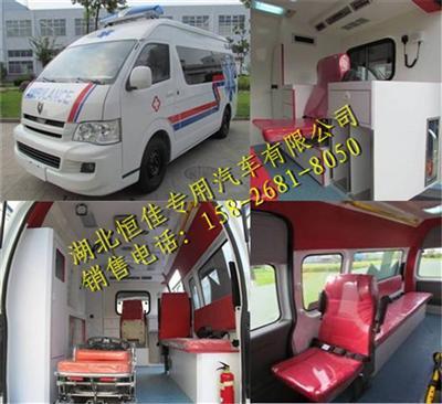 大海狮救护车_【和谐护卫有容乃大金杯大海狮专用车_海南