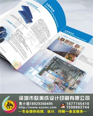 产品展示 > 沙井电机画册_松岗电机彩页_福永电机宣传册  宣传资料品图片