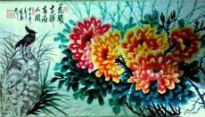 陈国华中国画花鸟