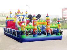 云南戶外高級充氣城堡 玩法多兒童充氣城堡