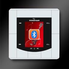 家庭背景音乐系统控制器右转YZ-50