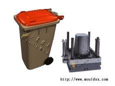 注塑垃圾桶模具 塑料350L垃圾桶模具