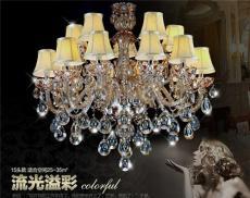 水晶燈直銷 凱都燈飾水晶吊燈D60 水晶燈