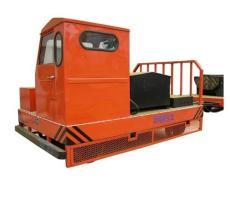 KPQ型蓄電池供電軌道牽引車