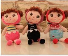 7寸抓機吉寶娃娃公仔廠家直銷