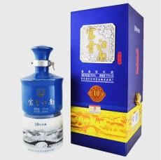富貴江南酒醬香型白酒商務宴請用酒10年