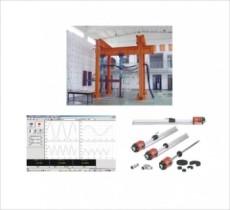 DGS 微機控制電液伺服多通道擬動力加載系統