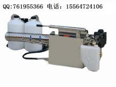 单化油器喷雾机 双化油器喷雾机 图