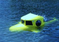 TQ小型民用潜水艇 水下观光 勘探 打捞