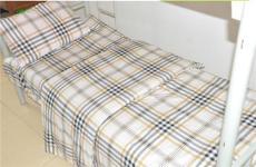 学生被套床单枕套学生床上用品套件厂家批发