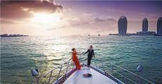 小雪带您去大连拍海景婚纱照 让大海见证你们的爱情