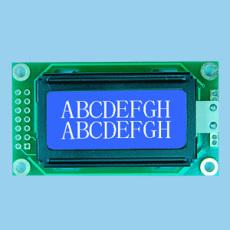 供應金科顯示液晶模塊0802