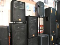 东莞大朗混音台回收 酒吧设备回收