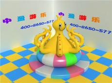 2014中盈 最新型兒童樂園 淘氣堡 電動產品
