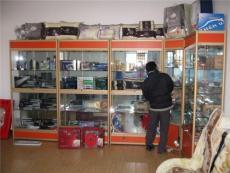 天津货架-钛合金展柜钛合金展示柜展柜柜台