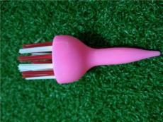 深圳高爾夫兩用毛刷球釘 方便實用