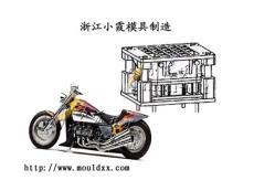 专业生产加工注塑模 摩托车模具 模具制造