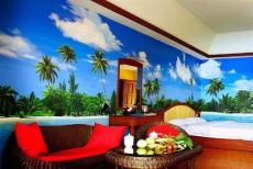 酒店壁畫風格 酒店壁畫 深圳亞特美壁畫