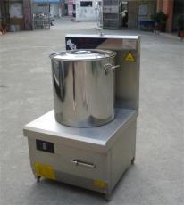 商用电磁炉平头炉 大功率低汤炉灶 矮仔炉