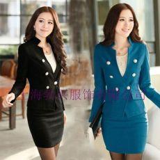 上海定制职业套装 西装定制 职业女套裙订制