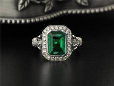 10克拉祖母绿宝石吊坠能卖多少钱