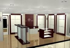 郑州定做服装道具 服装展柜展台设计公司