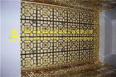 深圳銅屏風裝飾