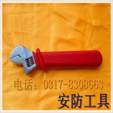 優質絕緣工具廠家直銷絕緣10寸活扳手