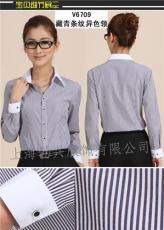 上海衬衫定制 白领衬衫定做 职业衬衫厂