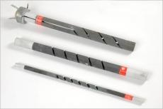 單螺紋雙螺紋硅碳棒