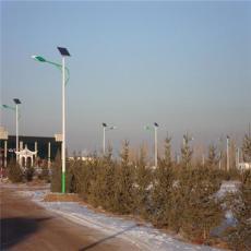 新疆新農村6米太陽能路燈