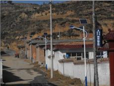 云南5米太阳能路灯