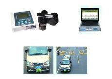 非接触式汽车超速校准仪 高速公路超速检测