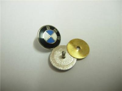 厂家订做金属标牌箱包标牌配件汽车宝马标牌