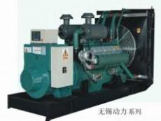WD305TAD68无动柴油机单机 发电机组价格是