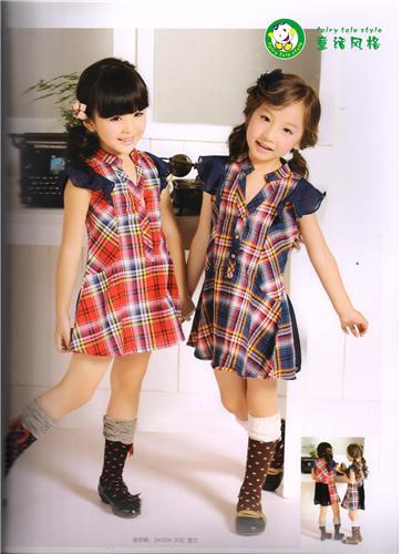 广州品牌儿童服装加盟店