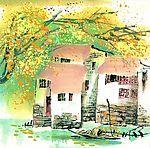 北京花鸟画印刷打印