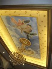 南昌酒店壁畫 亞特美藝術 酒店壁畫手繪