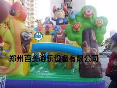 內蒙古大型充氣滑梯廠家直銷價格優惠