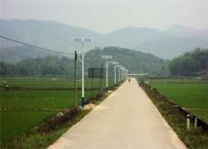 青海海南果洛玉樹海西亮化新農村太陽能路燈