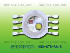 四合一大功率LED灯珠 价格 规格 图片 参数