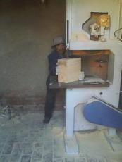 空调木托 保冷垫木 铁卡及木支架等
