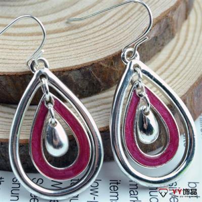 不锈钢饰品加工 不锈钢饰品定制 不锈钢耳环