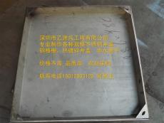 厂家供应304不锈钢井盖隐形井盖