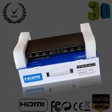 厂家直销低单价高品质高清HDMI分配器1*8