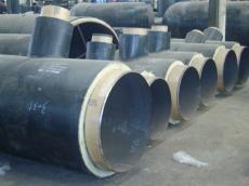 钢套钢蒸汽保温管价格 固定支架价格