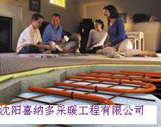 電地熱-發熱電纜 電熱膜電熱板電熱炕安裝