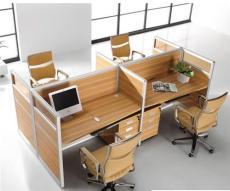 屏風隔斷辦公位寫字臺電腦桌定做來圖定做