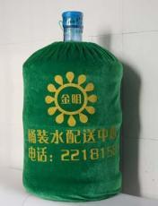 昆明广告水桶套